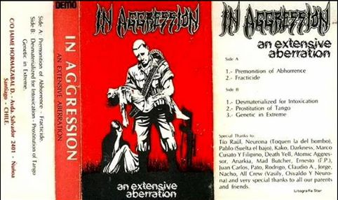 In Aggression - An Extensive Aberration
