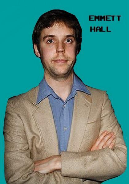 Emmett Hall