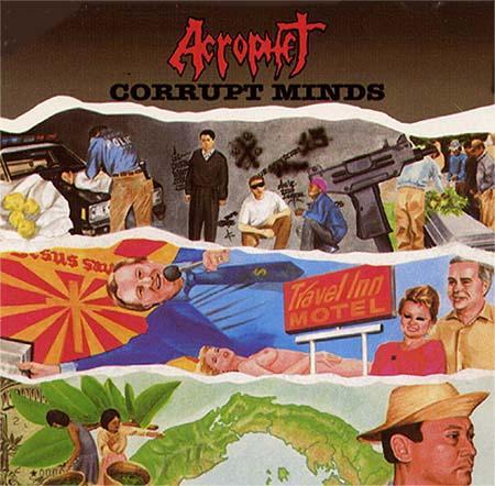 Acrophet - Corrupt Minds