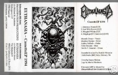 Euthanasia - Cassette EP