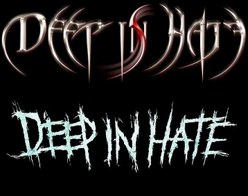 Deep in Hate - Logo