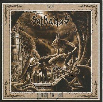Sathanas - Worship the Devil