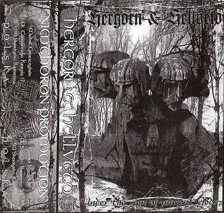 Hellveto / Hergorn - Under the Sign of Ancient Gods / Burning Kingdom