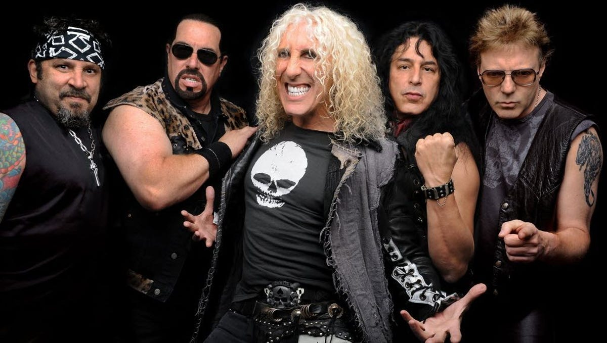 Twisted Sister - Photo