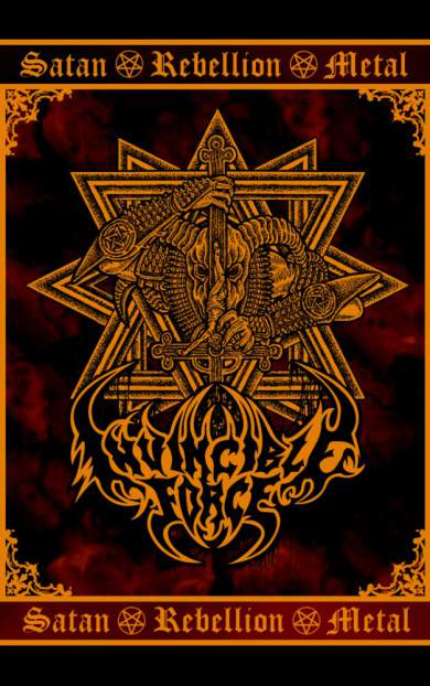 Invincible Force - Satan Rebellion Metal