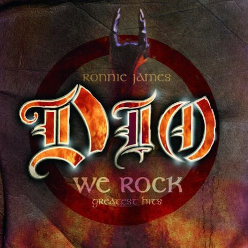 Dio - We Rock - Greatest Hits