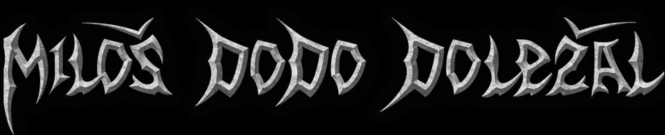 Miloš Dodo Doležal - Logo