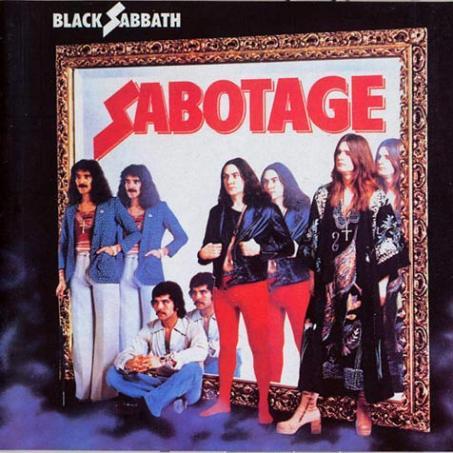 Black Sabbath - Sabotage