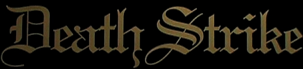 Death Strike - Logo