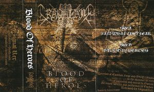 Graveland - Blood of Heroes