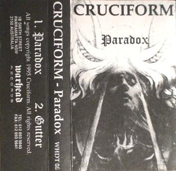 Cruciform - Paradox