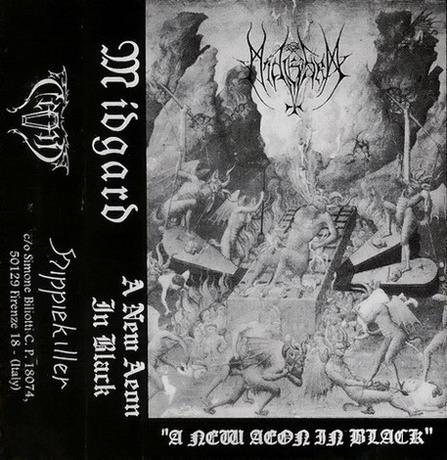 Midgard - A New Aeon in Black