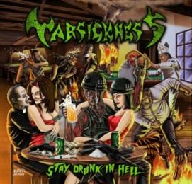 Warsickness - Stay Drunk in Hell