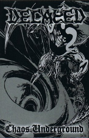 Decayed - Chaos Underground
