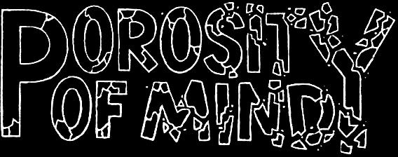 Porosity of Mind - Logo