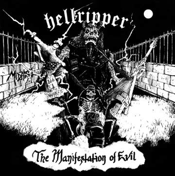 Hellripper - The Manifestation of Evil