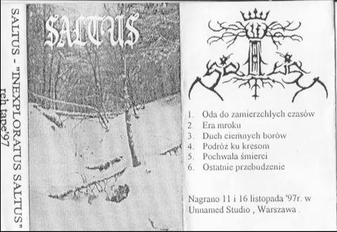 Saltus - Inexploratus Saltus