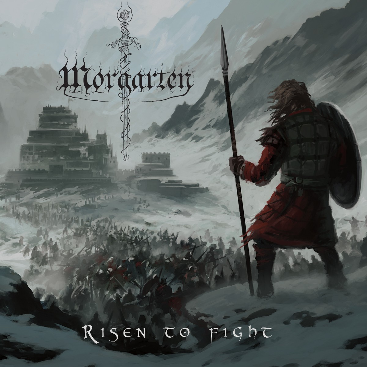 Morgarten - Risen to Fight