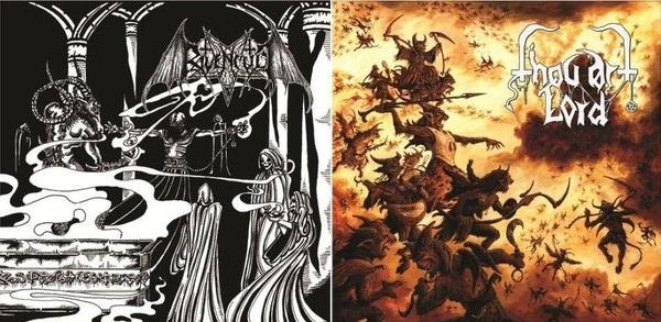 Thou Art Lord / Ravencult - Ravencult / Thou Art Lord