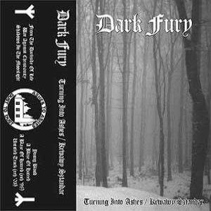 Dark Fury - Turning into Ashes / Krwawy Sztandar