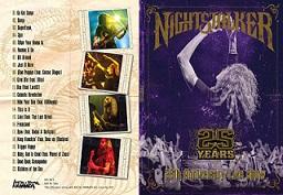 Nightstalker - 25 Years - 25th Anniversary Live Show