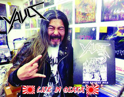 Vault - Live in Osaka