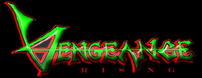 Vengeance Rising - Logo