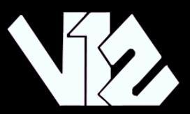 V12 - Logo