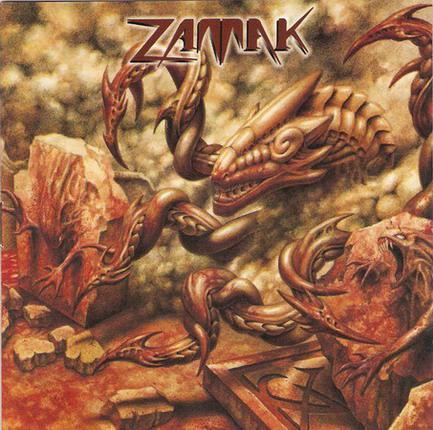 Zamak - Empire... The Violence