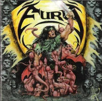 Fury - Fury
