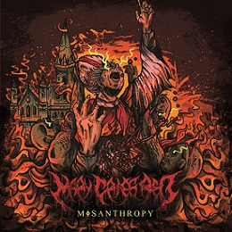 Mary Cries Red - Misanthropy