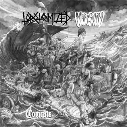 Lobotomized - Comrats
