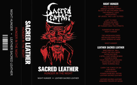 Sacred Leather - Hunger in the Night