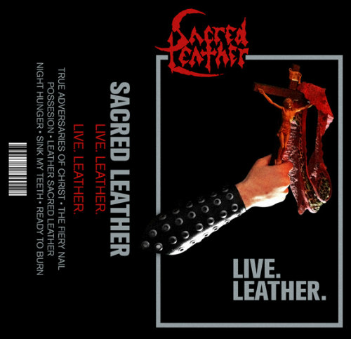 Sacred Leather - Live Leather