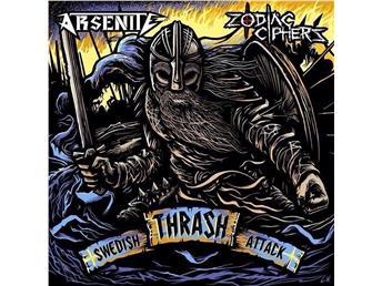 Arsenite / Zodiac Ciphers - Swedish Thrash  Attack
