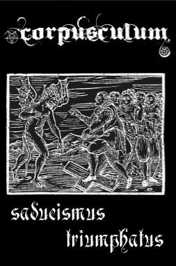 Corpusculum - Saducismus triumphatus