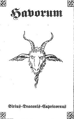 Havorum - Sirius-Draconis-Capricornus