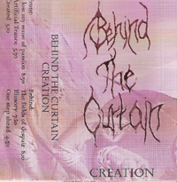 Behind the Curtain - Creation