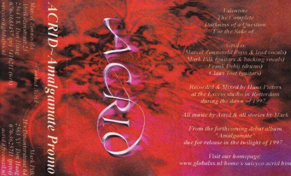 Acrid - Amalgamate Promo