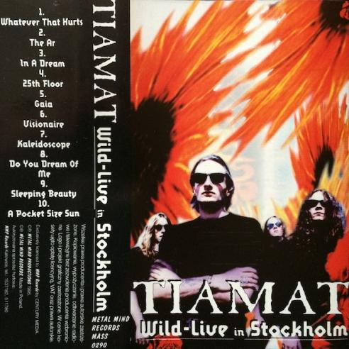 Tiamat - Wild-Live in Stockholm