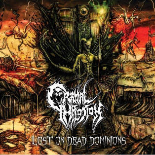 Cranial Implosion - Lost on Dead Dominions