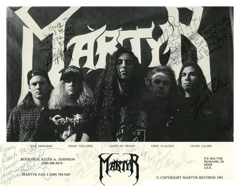 Martyr - Photo
