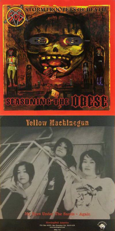 S.O.D. / Yellow Machinegun - Stormtroopers of Death / Yellow Machinegun