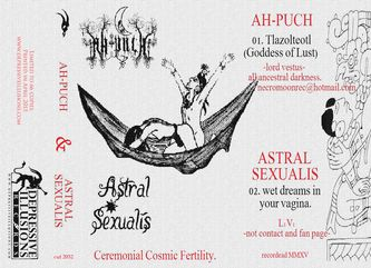 Ah-Puch - Ceremonial Cosmic Fertility