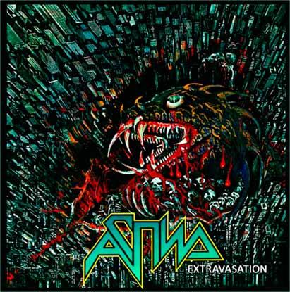 Аспид - Extravasation