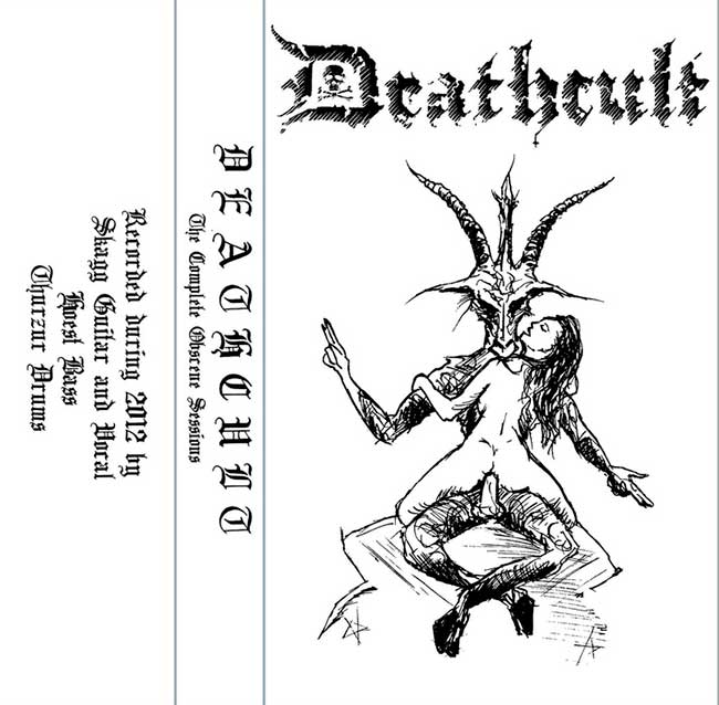 Deathcult - Complete Obscene Sessions