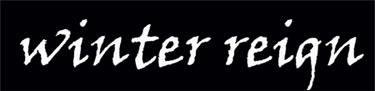 Winter Reign - Logo