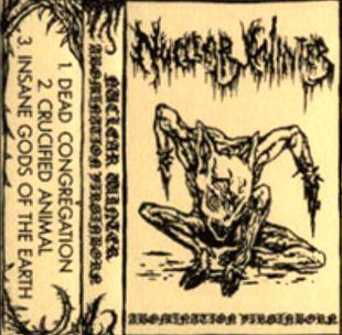 Nuclear Winter - Abomination Virginborn