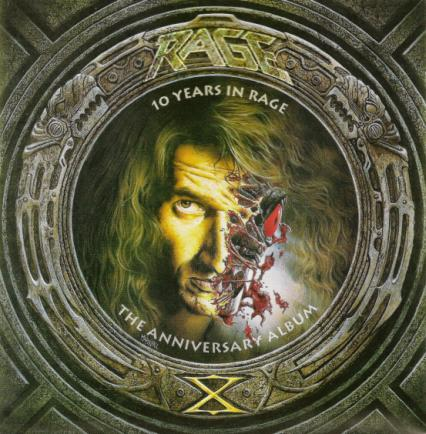 Rage — 10 Years in Rage: The Anniversary Album (1994)