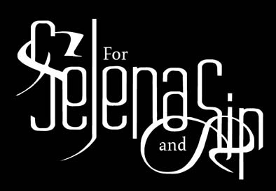 For Selena and Sin - Logo